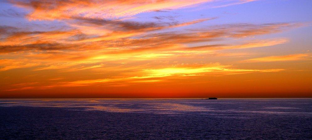 Den perfekten Sonnenuntergang fotografieren